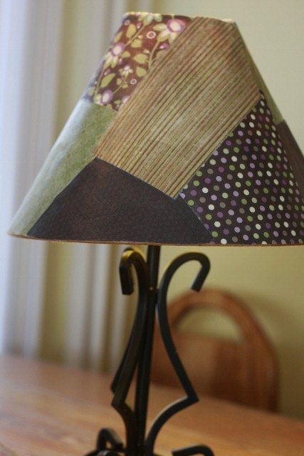 How to fixing a broken lamp shade finished repair aloadofball Images