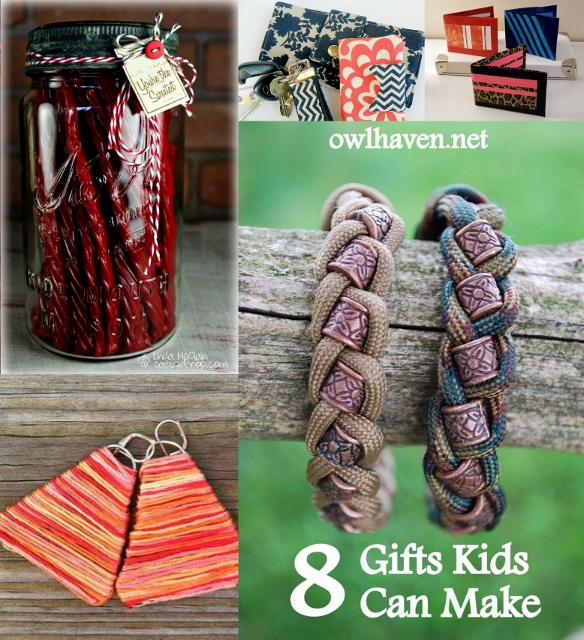 Gifts kids can make for friends