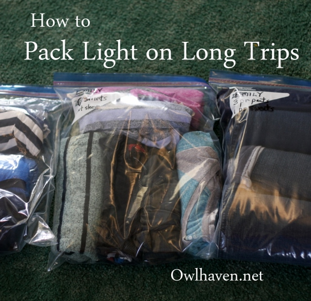 Pack Light